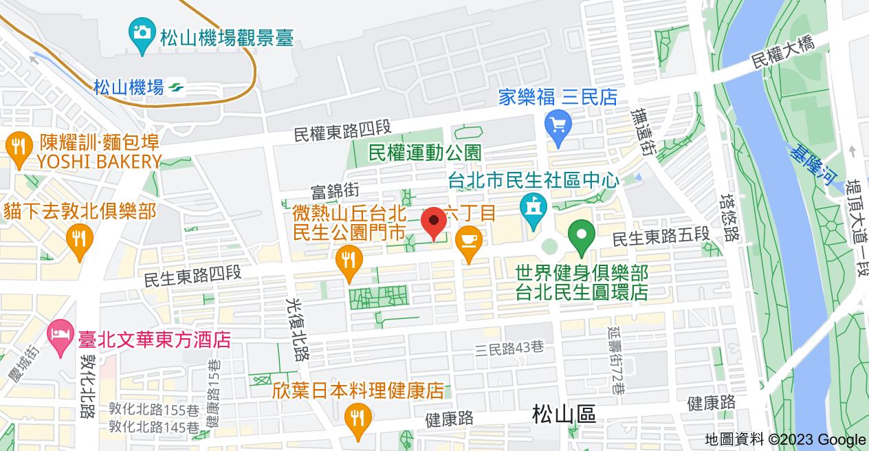 台北市士林區中正路172號地圖